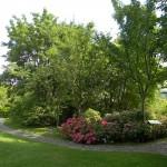 Botanicka Praha- Ornamentalni zahrada