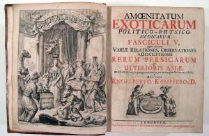 Amoenitatum Exoticarum